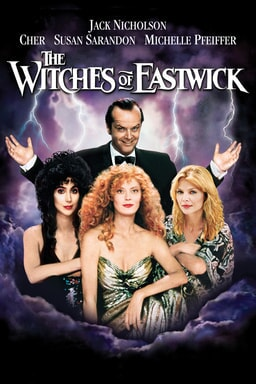 The Witches of Eastwick keyart