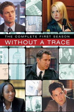 Without a Trace: Season 1 keyart