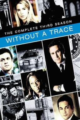 Without a Trace: Season 3 keyart