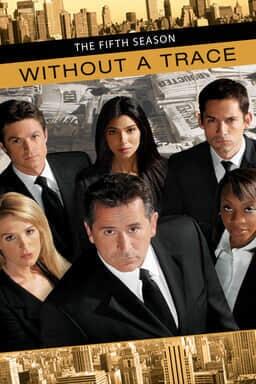 Without a Trace: Season 5 keyart