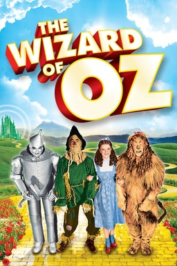 The Wizard of Oz keyart