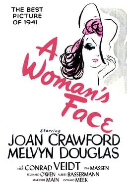 A Woman's Face keyart