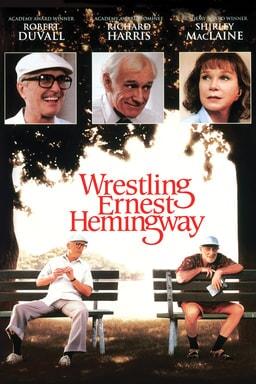 Wrestling Ernest Hemingway keyart