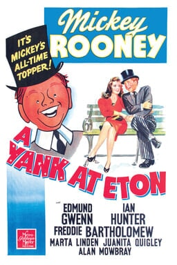 A Yank at Eaton keyart