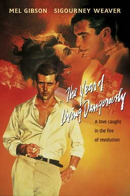 The Year of Living Dangerously keyart