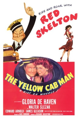 The Yellow Cab Man keyart