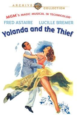Yolanda and the Thief keyart
