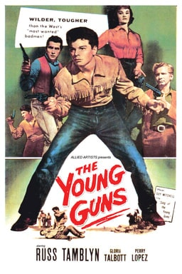 The Young Guns keyart