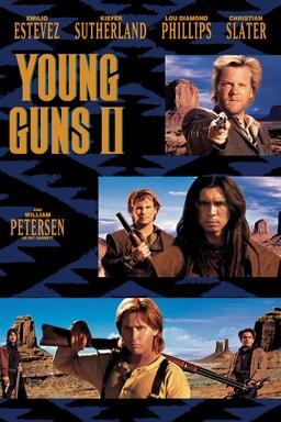 Young Guns II keyart