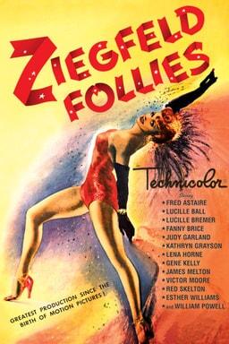 Ziegfeld Follies keyart