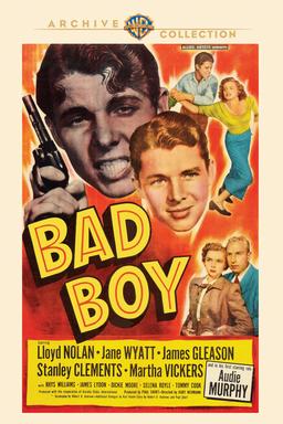 Bad Boy poster