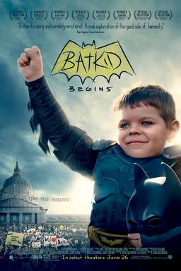 Batkid Begins Keyart