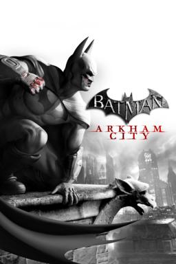 Batman: Arkham City keyart