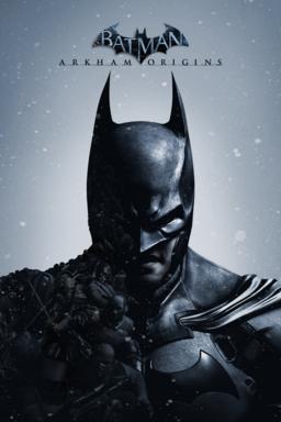 Batman: Arkham Origins keyart