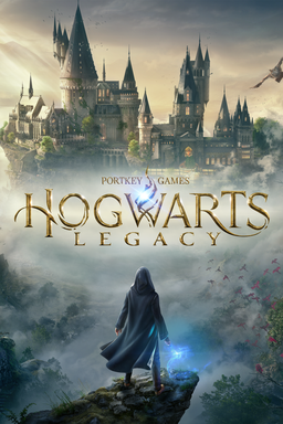 Hogwarts Legacy - Key Art