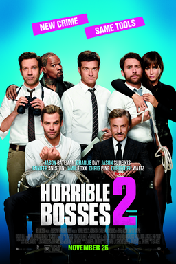 Horrible Bosses 2 keyart