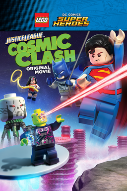 LEGO DC Comics Super Heroes – Justice League: Cosmic Clash poster