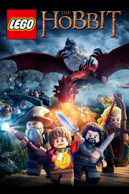 Lego the Hobbit keyart