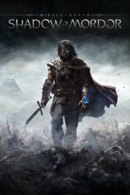 Middle Earth: Shadow of Mordor keyart