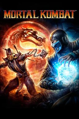 Mortal Kombat keyart