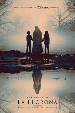 The Curse of La Llorona Keyart