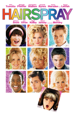 Hairspray (2007) - Key Art