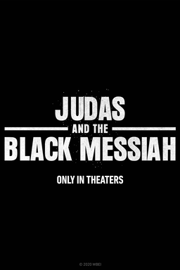 Judas and the Black Messiah - Title Treatment