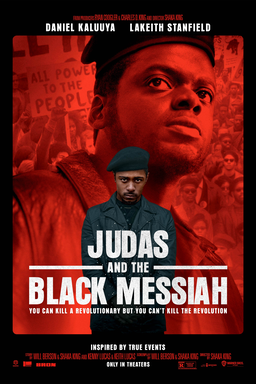 Judas and the Black Messiah - Teaser Poster