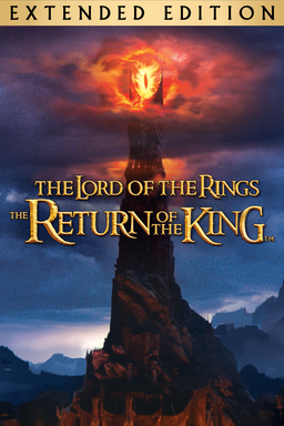 The Lord of the Rings: The Return of the King (Extended Edition) - Key Art