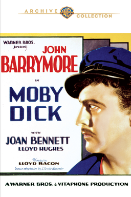 Moby Dick - Warner Archive Collection with John Barrymore and Joan Bennett