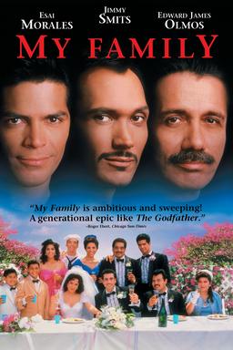 My Family, Mi Familia - Key Art