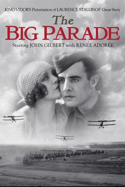 The Big Parade - Key Art
