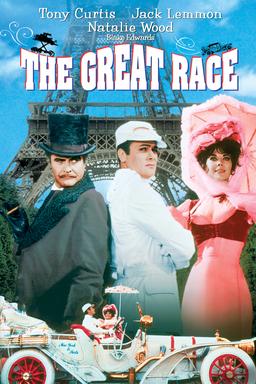 The Great Race - Key Art