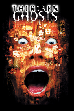 Thirteen Ghosts - Key Art