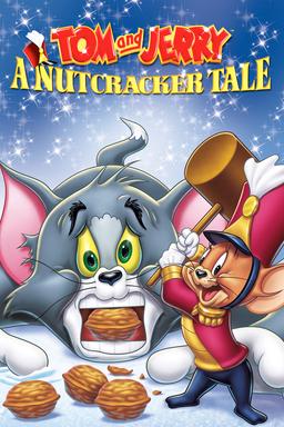 Tom and Jerry: A Nutcracker Tale - Key Art