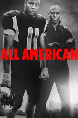 All American: Season 1 - Key Art