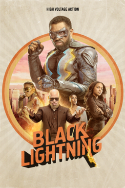 Black Lightning: Season 2 - Key Art