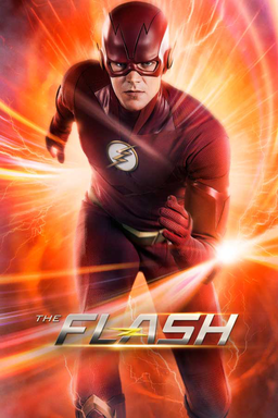 The Flash: Season 5 - Key Art