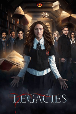 Legacies: Season 1 - Key Art