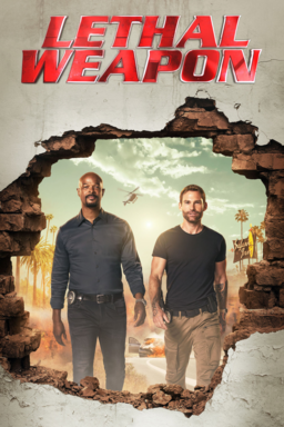 Lethal Weapon Season 3 Key Art
