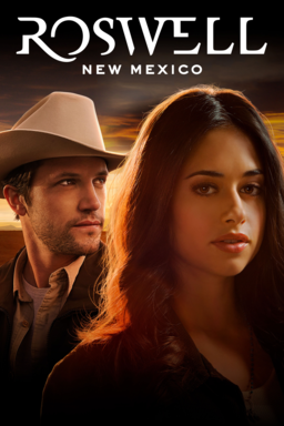 Roswell New Mexico Season 1 Key Art
