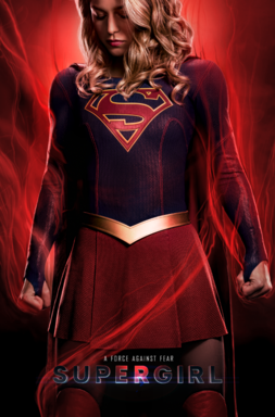 Supergirl: Season 4 - Key Art