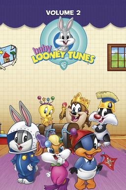 Baby Looney Tunes: Volume 2 - Key Art