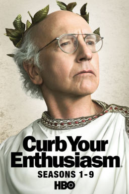 Curb Your Enthusiasm: The Complete Series - Key Art