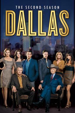 Dallas (2012): Season 2 - Key Art