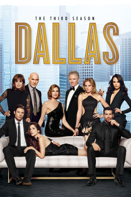Dallas (2012): Season 3 - Key Art