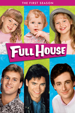 Full House: Season 1 - Key Art