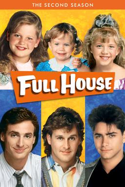 Full House: Season 2 - Key Art