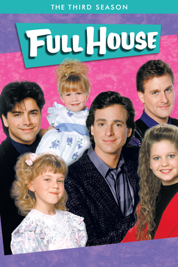 Full House: Season 3 - Key Art