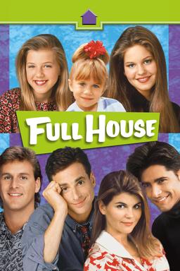 Full House: Season 5 - Key Art